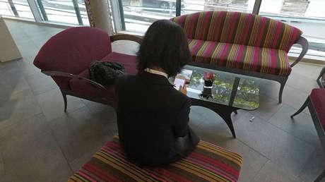 Grace Meng, la esposa del presidente de Interpol, Meng Hongwei