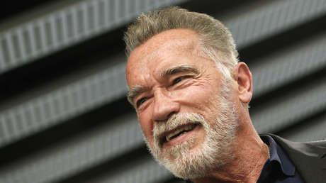 El actor y exgobernador del estado de California, Arnold Schwarzenegger.