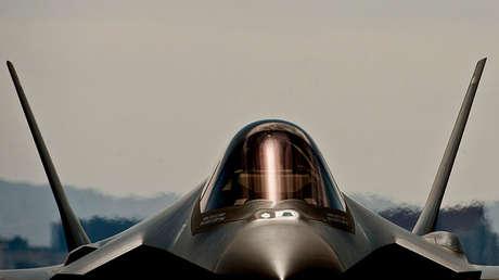 Las Fuerzas Armadas de EE.UU. dejan en tierra todos sus cazas F-35