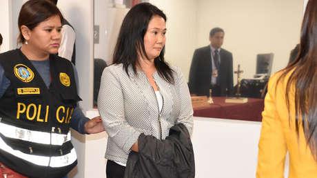 La Corte Suprema de Perú declara infundada la casación de Keiko Fujimori por el 'Caso Cócteles'