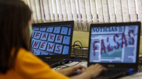 Una avalancha de noticias falsas exacerba la polarización en Brasil a semanas del balotaje