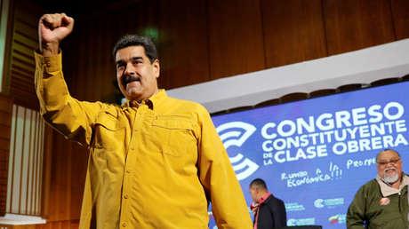 """Maduro: """"EE.UU. le ha dado la tarea de matarme a la oligarquía colombiana"""""""