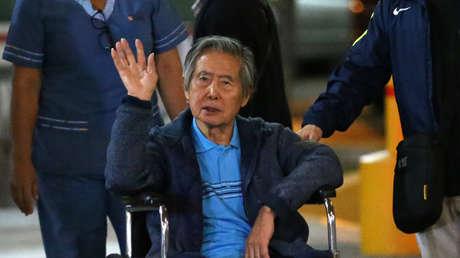 El Congreso de Perú aprueba una ley que evita el regreso de Alberto Fujimori a prisión