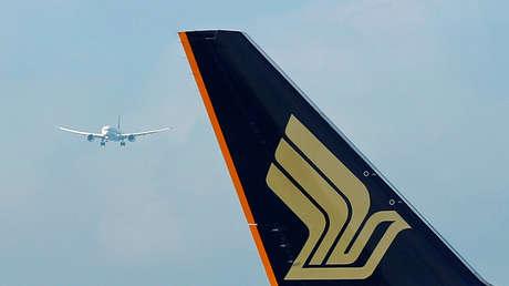 El vuelo más largo del mundo aterriza en Estados Unidos