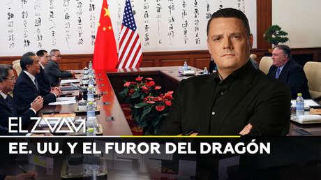 EE.UU. y el furor del dragón