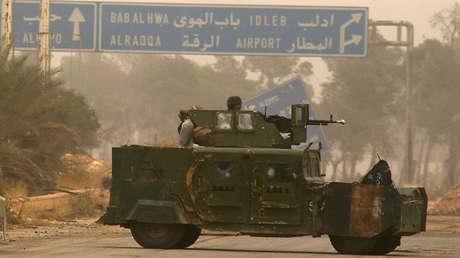 """Rusia: """"Tenemos los datos sobre las preparaciones de provocaciones con armas químicas en Idlib"""""""