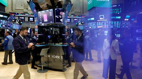 La Bolsa de Nueva York (NYSE), EE.UU.