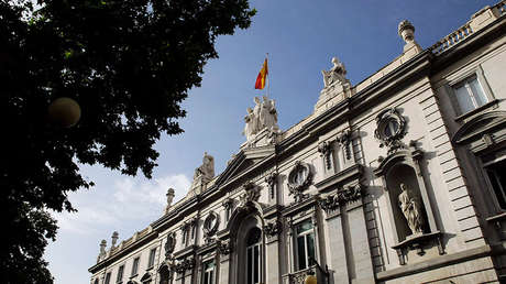 Sede del Tribunal Supremo en Madrid (España)