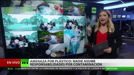 La amenaza del plástico: Nadie asume la responsabilidad por su contaminación
