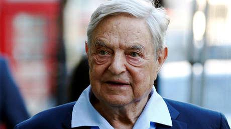 El magnate estadounidense, George Soros