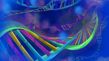 Imagen ilustrativa de una secuencia de ADN.