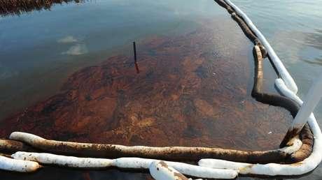 Un silencioso derrame de petróleo amenaza con convertirse en uno de los peores desastres de EE.UU.