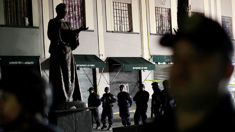 Detienen a uno de los atacantes de Plaza Garibaldi