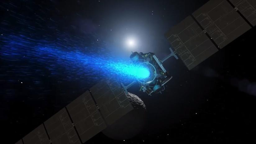 La sonda espacial Dawn de la NASA queda fuera de servicio en medio del cinturón de asteroides