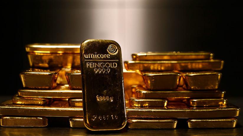 Rusia bate el récord soviético y ya posee más de 2.000 toneladas de oro