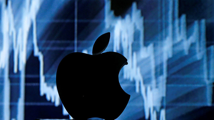 Tras la caída de acciones en un 6 %, Apple pierde el estatus de empresa de 1 billón de dólares