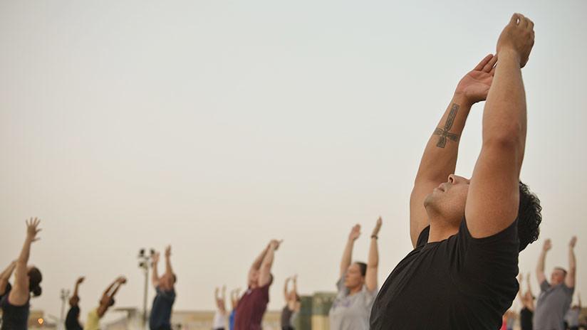 Un hombre abre fuego durante una clase de yoga en EE.UU.