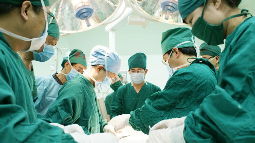 Empleados de hospital chino robaron los ojos de paciente que murió