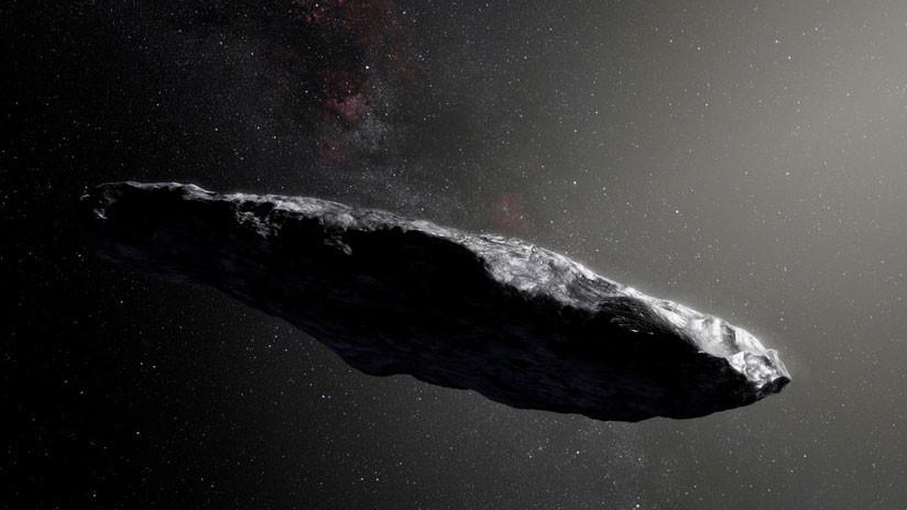 El Oumuamua 'pisa el acelerador': ¿Es el primer asteroide interestelar una sonda alienígena?