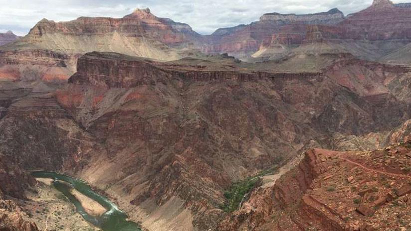 Científicos hallan una 'parte' del Gran Cañón en Australia