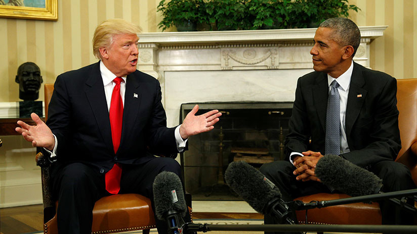 Los Obama adaptarán para Netflix un libro crítico con Donald Trump