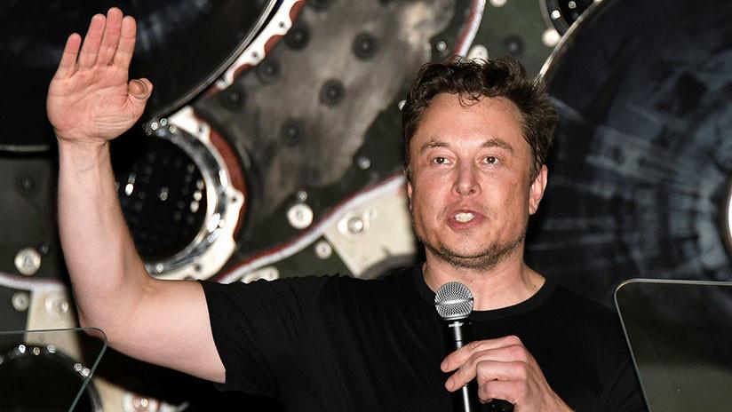 Musk muestra el túnel 'inquietantemente largo' de The Boring Company