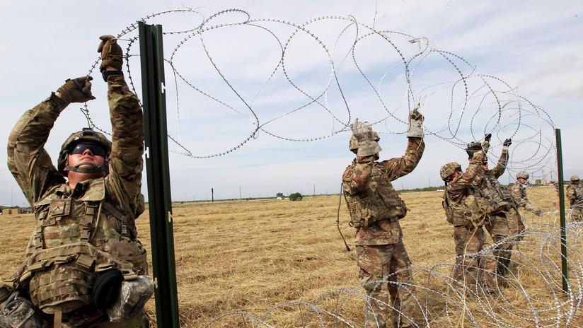 """Unos 200 milicianos armados se dirigen a la frontera sur de EE.UU. para impedir la """"invasión"""""""