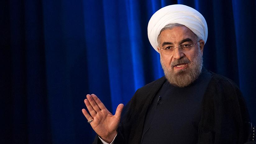 Rohaní: Irán seguirá vendiendo petróleo pese a las sanciones de EE.UU.