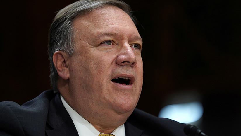 Pompeo nombra a los países exentos temporalmente de las sanciones de EE.UU. contra Irán