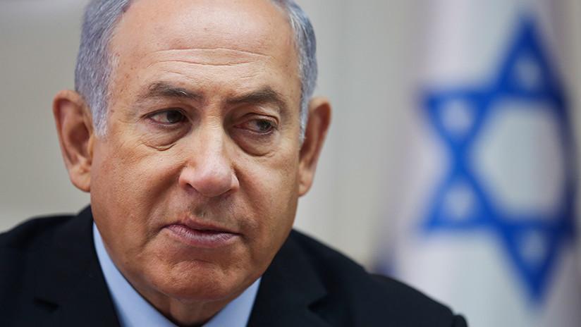 """""""Un día histórico"""": Netanyahu elogia a EE.UU. por volver a imponer las sanciones contra Irán"""