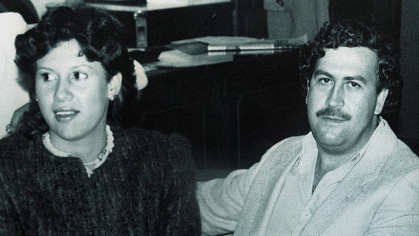 Viuda de Pablo Escobar revela que el capo de la droga abusó sexualmente de ella a los 14 años