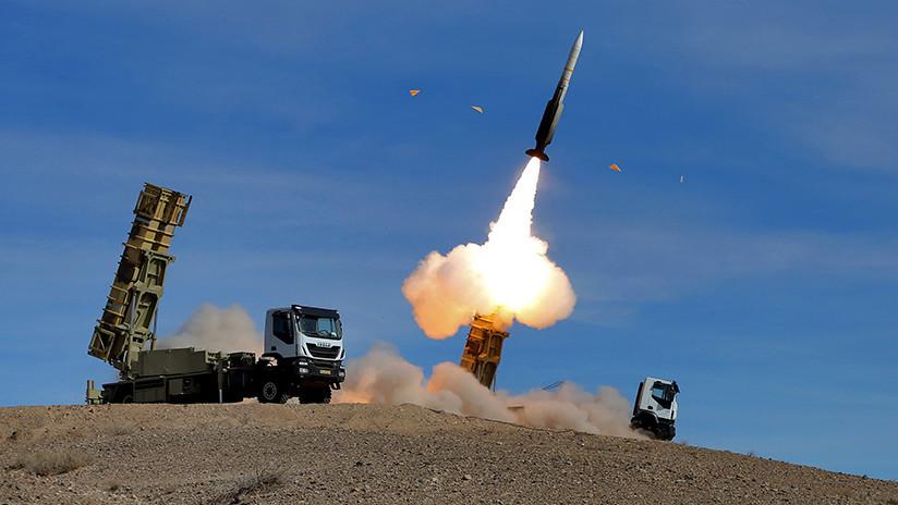 VIDEO: Irán realiza masivos ejercicios militares en medio de las nuevas sanciones de EE.UU.