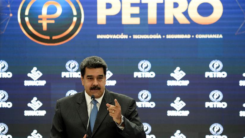 'Plan de Ahorro en Petro': Abren en Venezuela venta de petros con bolívares soberanos