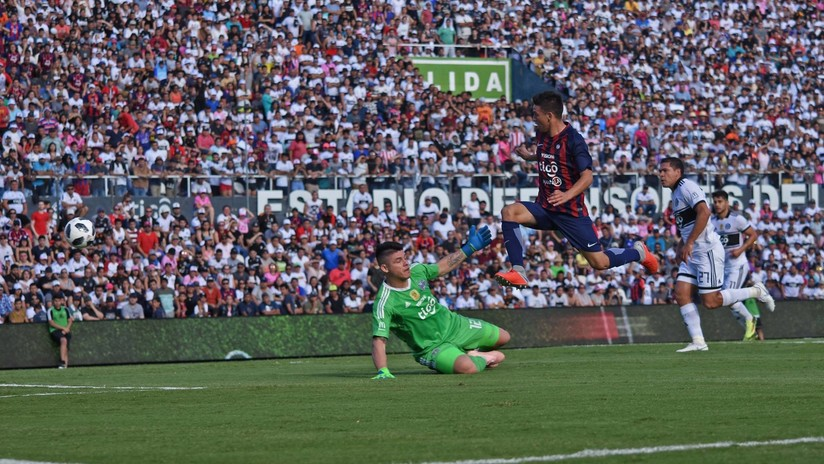 ¿Nace una estrella? Jugador de 14 años se convierte en el anotador más joven del fútbol de Paraguay