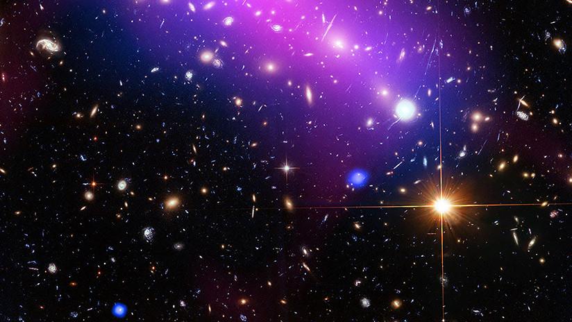 ¿Este es el lugar más feliz del universo? El Hubble capta galaxias con una 'cara sonriente' (FOTO)