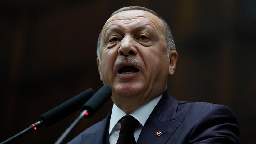 """Erdogan: """"Las sanciones de EE.UU. contra Irán quebrantan el equilibrio mundial"""""""