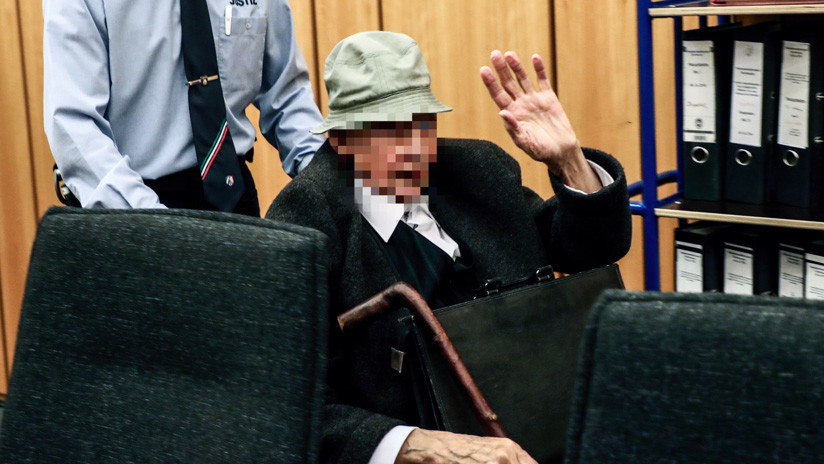 Juzgan en Alemania a un exguardia de un campo de concentración nazi como cómplice de asesinatos