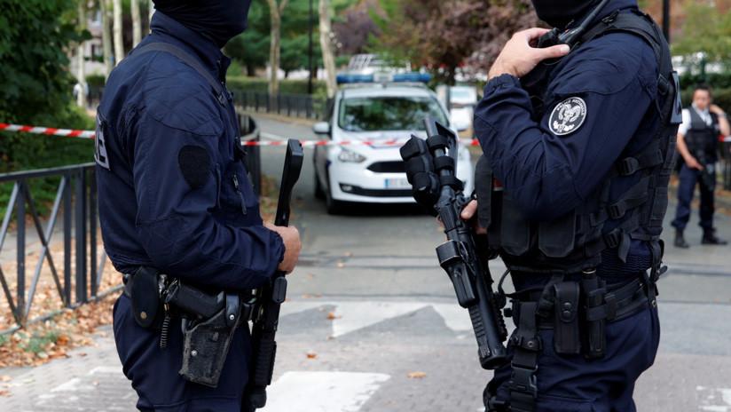 Detenidos seis sospechosos de preparar ataque contra Macron - Internacionales
