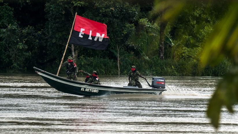 """Comandante guerrillero del ELN: """"Así es la realidad de la guerra en Colombia"""""""