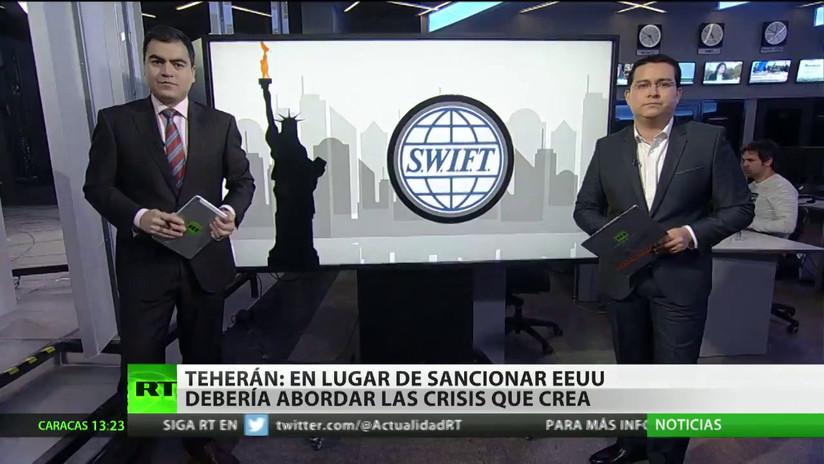 """""""Si Rusia, la India y China siguen comerciando con Irán, se les va a imponer sanciones"""""""