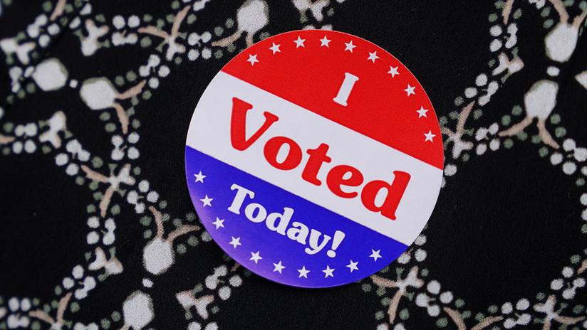 Una estadounidense de 82 años muere poco después de votar por primera vez en su vida