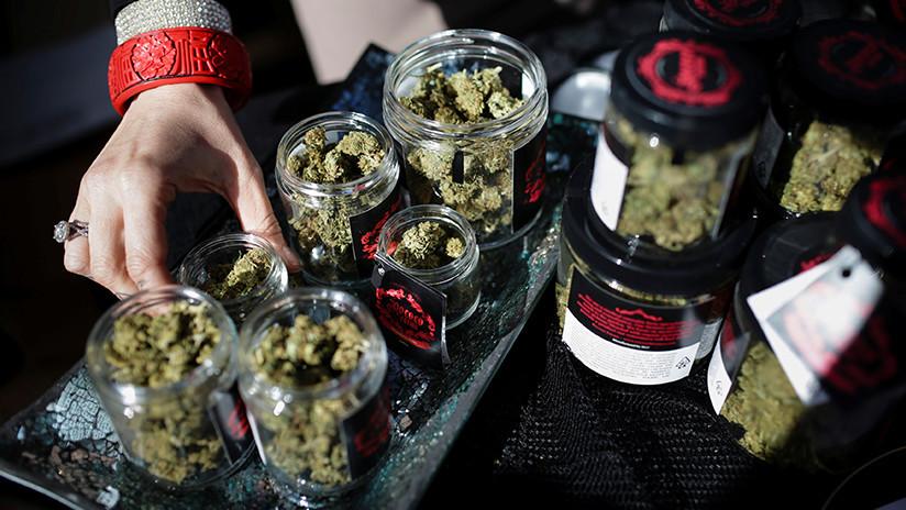 Las elecciones legislativas de EE.UU. sirven para que dos estados legalicen el consumo de marihuana