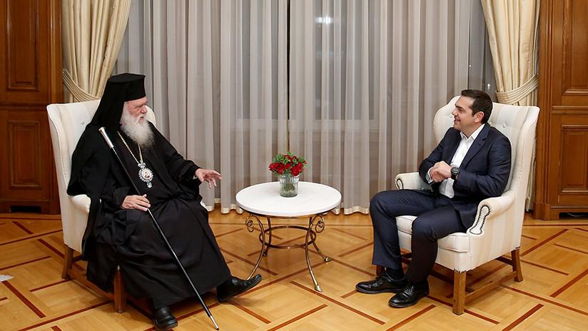 """Grecia dejará de considerar a los religiosos como """"servidores públicos"""""""