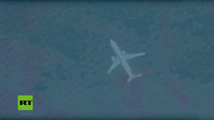 "VIDEO: Descubren en Google Earth un ""extraño"" avión 'sumergido' en la costa del Reino Unido"