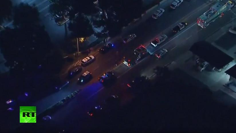 VIDEO Tiroteo en un restaurante en California deja al menos 13 muertos
