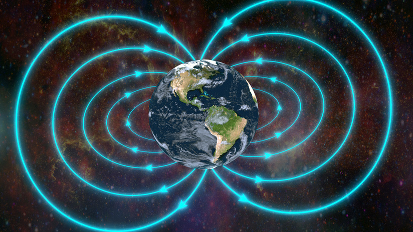 Este material podría explicar el origen del campo magnético de la Tierra