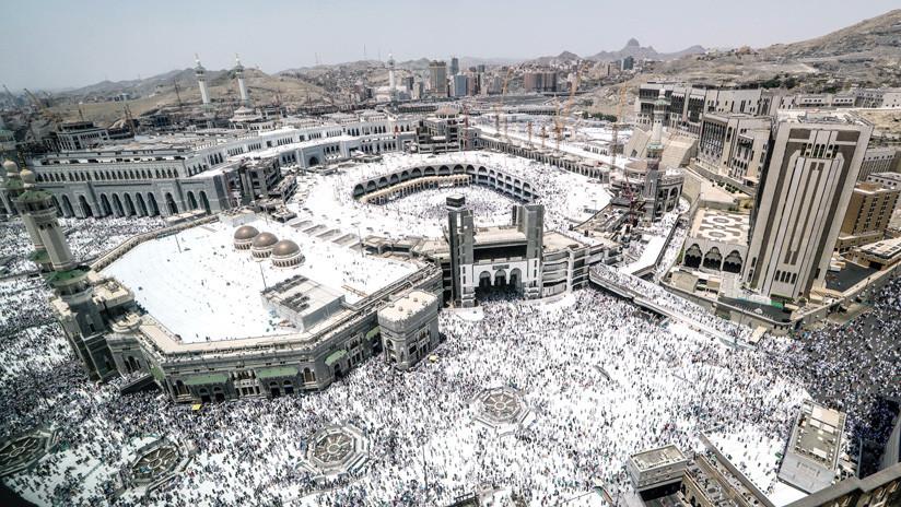 Arabia Saudita impide la entrada de millones de palestinos para peregrinar a la Meca y Medina