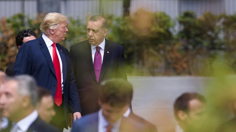 OTAN contra OTAN en Siria