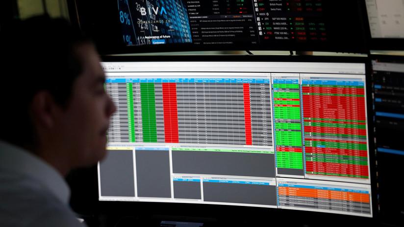 Bolsa mexicana de valores se derrumba por proyecto de ley contra bancos
