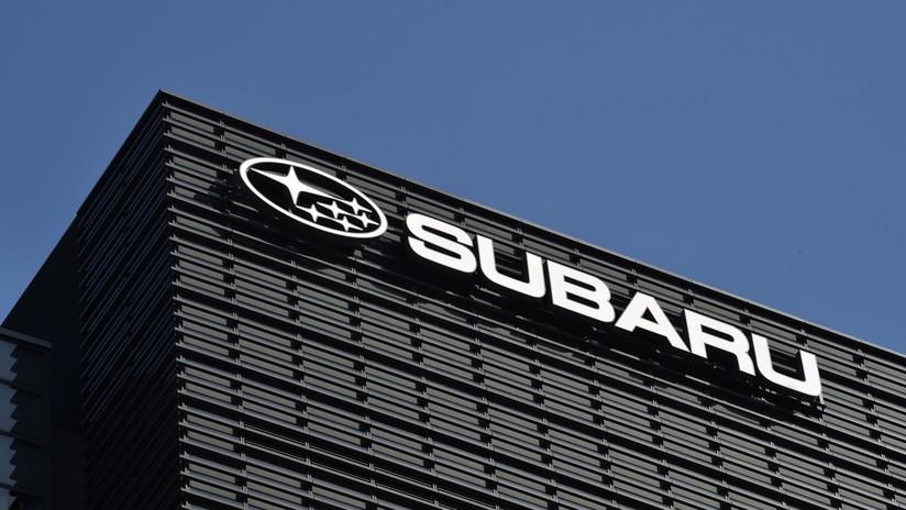 Subaru retira unos 400.000 autos del mercado de EE.UU. debido a problemas con sensores y motor